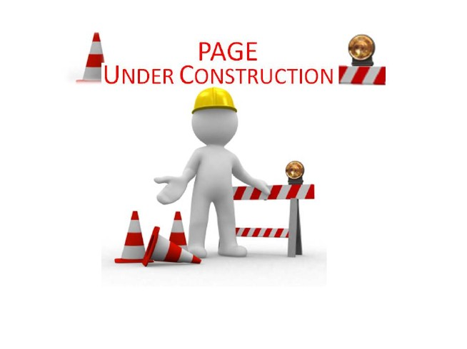 Page under construction image
